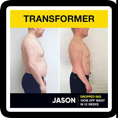 Transformer: Jason