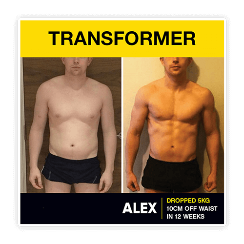 Transformer: Alex